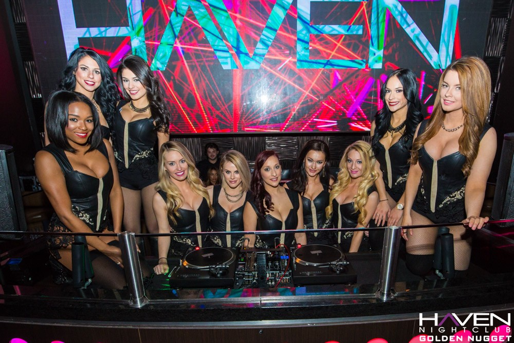 Haven Nightclub @ Golden Nugget Atlantic City Free Admission Guest List: ACGuestlist.com