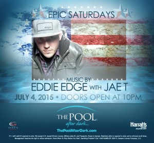 4thofJULY PARTY! w Jae T Eddie Edge Come celebrate #IndependenceDay in style! Discount admission guestlist: ACGuestlist.com