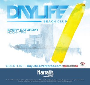 Daylife Beachclub 12 - 7PM NEW DAY PARTY, THE POOL AFTER DARK! Free Admission with ACGuestlist.com