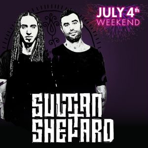 7/1 Sultan Shepard LIVE! at HAVEN AC! 4th of July Weekend! Limited Tickets Available!: AnyCityPromotions.com