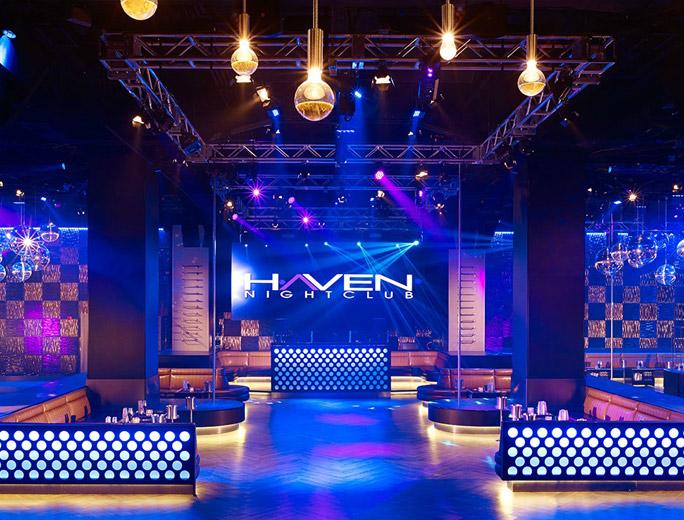 Haven & Hell Halloween @ Haven Nightclub Free Admission Guestlist!