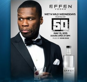 50 CENT $ Hosts Wet-n-Wild Wednesdays! 5/13 Reduced Admission #Guestlist! #PoolAfterDark #50Cent #AtlanticCity - ACGuestlist.com