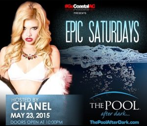 CHANEL WEST COAST The Pool After Dark 5/23 Discount Entry: AnyCityPromotions.com