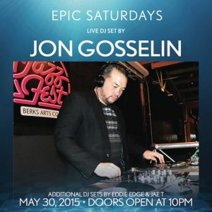 Jon Gosselin DJs @ The Pool After Dark 5/30 #AtlanticCity #Nightclub #Guestlist Reduced Admission