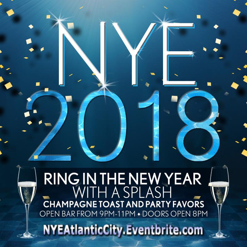 Atlantic City New Years Eve